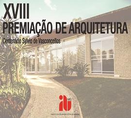 Premiação Sylvio de Vasconcellos atualizada fdsfd